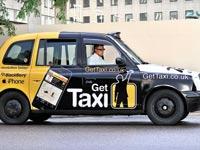 מונית של גט טקסי בלונדון / צלם: רויטרס